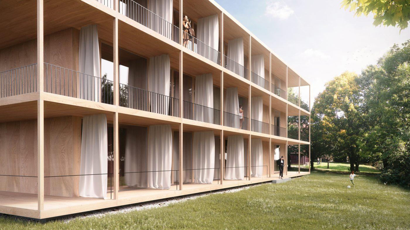 Hotel waldhaus jakob konstanz cukrowicz nachbaur architekten - Architekten konstanz ...